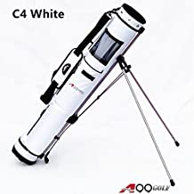 C4 A99 Golf Range Sunday Pencil Carry Pratice Golf Bag w. stand