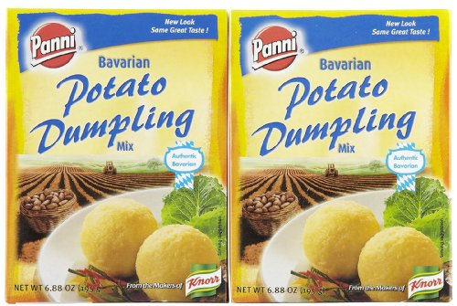 Panni Bavarian Potato Dumpling Mix, 6.88 oz, 2 pk