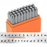ImpressArt- Basic Bridgette Lowercase Letter Metal Stamp Set