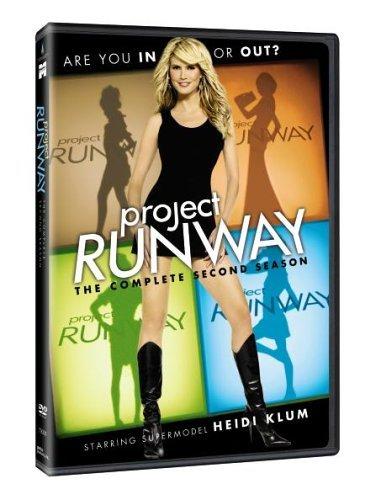 Project Runway: Complete Second Season [DVD] [2006] [Region 1] [US Import] [NTSC] ()