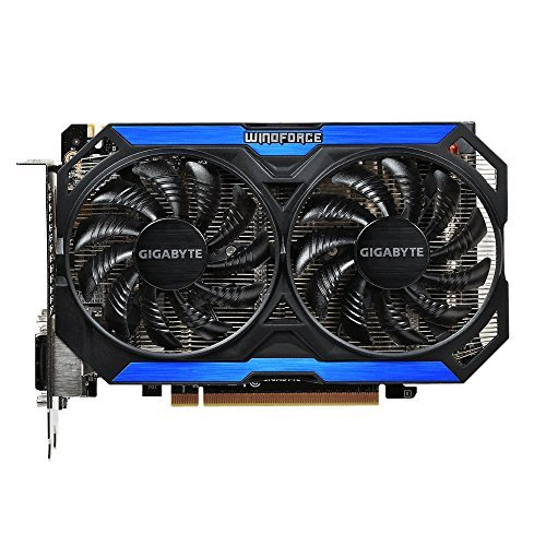 Amazon.com: Gigabyte GeForce GTX 960 4GB GDDR5 PCiE Graphics Cards GV-N960OC-4GD: Computers & Accessories