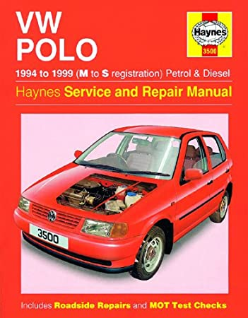 volkswagen polo repair manual haynes manual service manual workshop rh amazon co uk America Volkswagen Hatchback America Volkswagen Hatchback