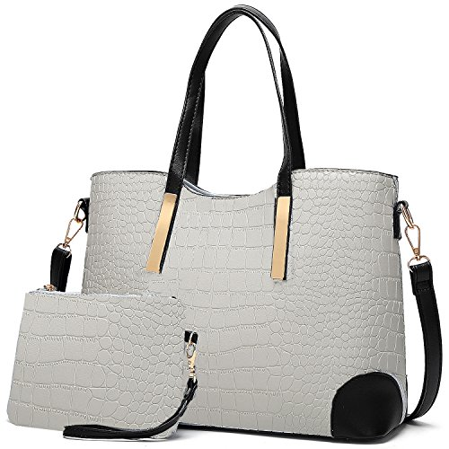 YNIQUE Satchel Purses and Handbags for Women Shoulder Tote Bags Wallets by YNIQUE (Image #1)