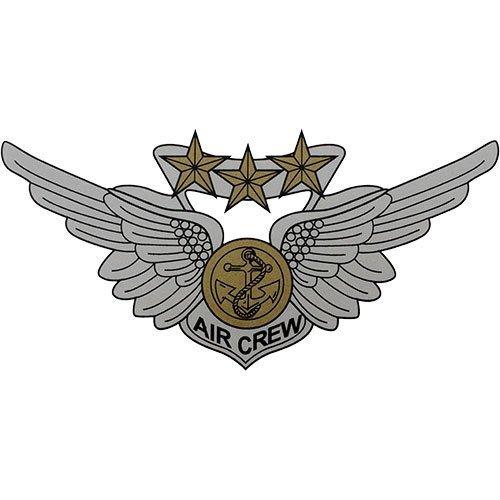 Combat Aircrew Wings - 1