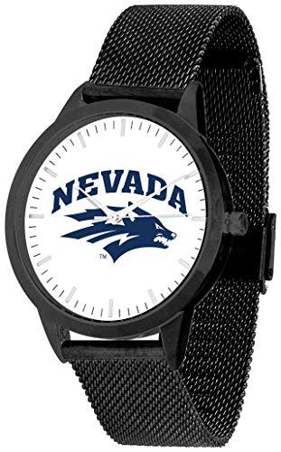 Nevada Wolfpack - Mesh Statement Watch - Black Band
