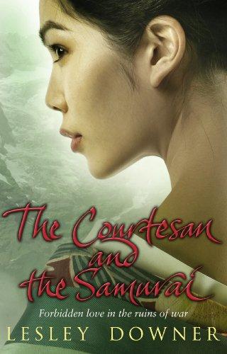 (The Courtesan and the Samurai: The Shogun Quartet, Book 3)