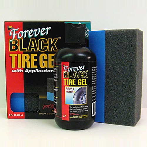 Forever Car Care Products FB810 Black Tire Gel and Foam Applicator