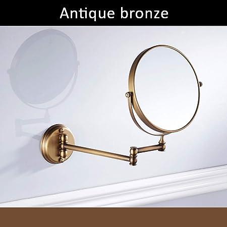 Badezimmerspiegel Antik.Damo Guyan Badezimmerspiegel Badezimmerspiegel Antik Bronze Wandlupe Badezimmerspiegel Badzubehor Antike Bronze Amazon De Kuche Haushalt