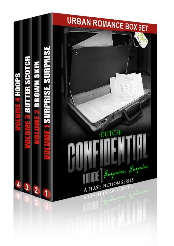 Urban Romance Boxed Set: Dutch Confidential {4 Book Set}: Urban Romance Boxed Set (Dutch Box)