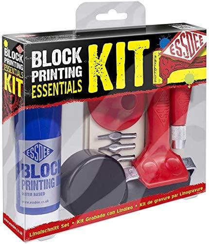 ESSDEE Bloque impresión Essentials Kit