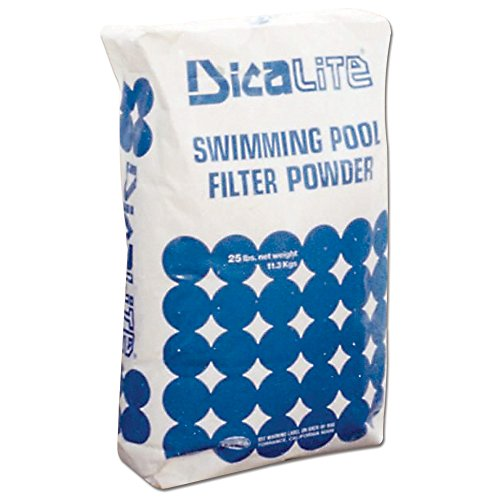 Filters Earth De Diatomaceous - Dicalite Minerals DE25BOX Diatomaceous Earth Pool Filter D.E. 25 LBS