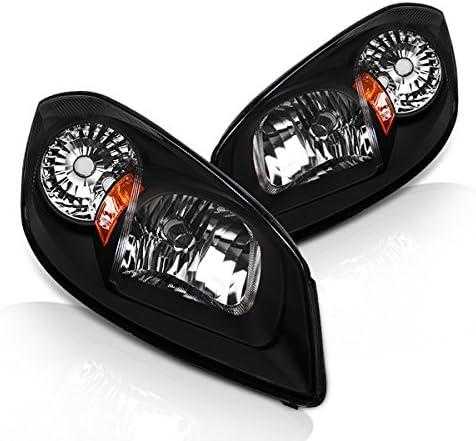 2005-2010 Chevrolet Cobalt Pontiac G5 Headlight Lamp Smoked lens Halogen RH