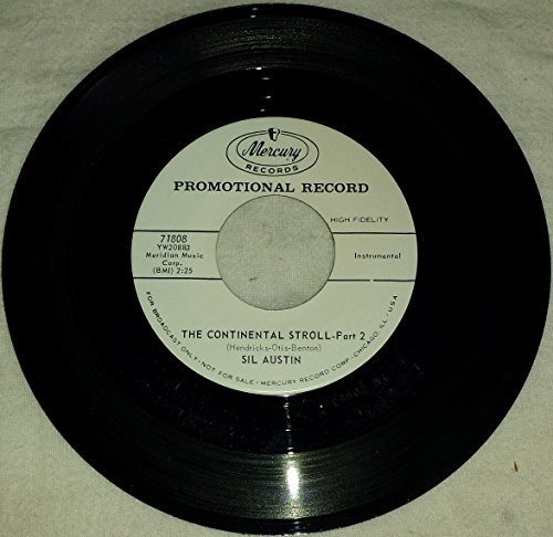 - The continental Stroll - Part 1 / The Continental Stroll - Part 2 (45 RPM 7