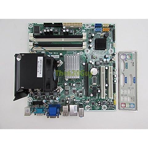 HP Pro 3000 SFF PINE ROW Motherboard 587302-001 + Intel Pentium E6700 3.2GHz CPU - X4500hd Graphics