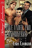 Love Under Two Introverts [The Lusty, Texas Collection] (Siren Publishing Menage Everlasting) (The Lusty, Texas Series Book 21)