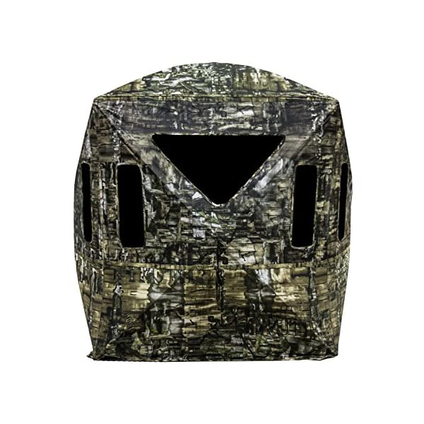 Rhino Blinds Rhino 75 Ground Blind Mossy Oak Break Up