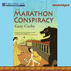 The Marathon Conspiracy Hörbuch