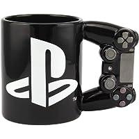 Paladone Playstation 4th Gen Controller-mugg – keramisk kaffemugg för spelare