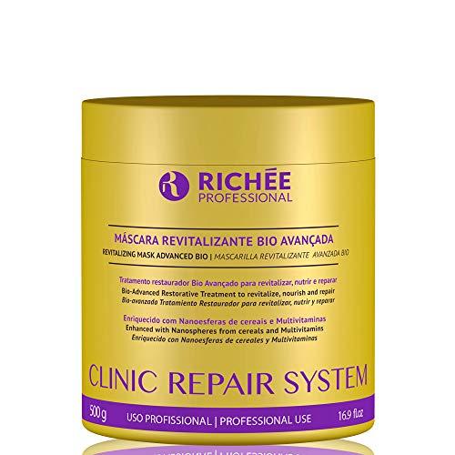Richee Clinic Repair System Mascara Revitalizante 500Ml