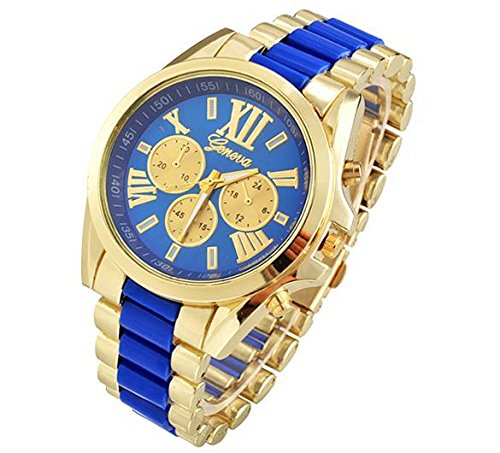 Menswear Quartz Full Steel Watch Women...