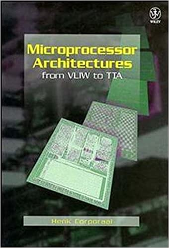 Microprocessor Architectures: From VLIW to TTA (Wiley Series in Microwave and Optical)