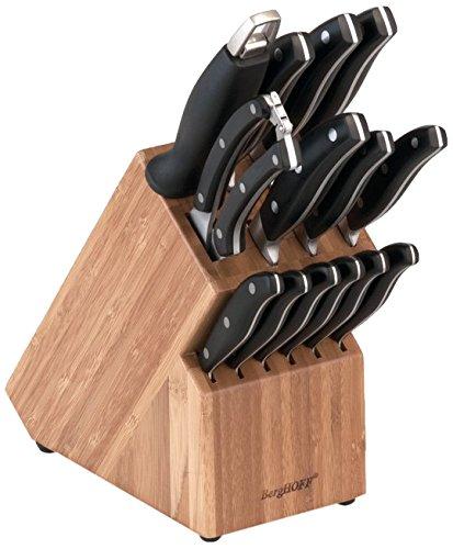 Berghoff 1315058 Bloc pour 15 Couteaux Acier Inoxy...