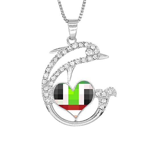 Beufun Zinc Alloy Chain Cross Pendant Necklace Number 4 Charm 3D Printed Jewelry for Men Women