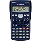 Calculadora Científica Casio, com 240 funções, 10 dígitos - FX-82MS
