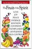 Fruit of the Spirit pamphlet: How the Spirit Works In and Through Believers