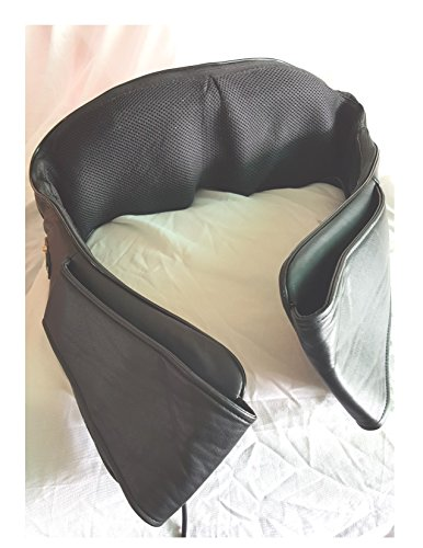 Neck-Massager-Heat-for-Back-Neck-Shoulder-Feet-with-Optional-Heat-Black-Shiatsu-Deep-Kneading