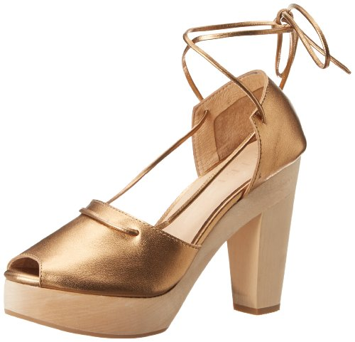 Darwin Pumps Pumps Wedge Womens Camel Fiel Wedge Camel Fiel Darwin Fiel Womens d6pwF6x