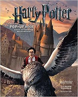 Harry Potter A Pop Up Book Amazon Ca Andrew Williamson Books