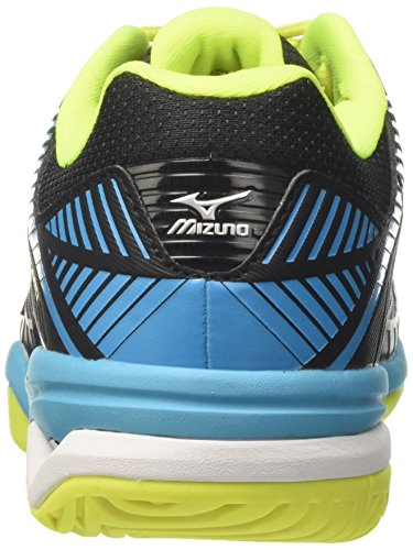 Mizuno Wave Exceed Tour AC, Scarpe da Tennis Uomo Multicolore (Blueatoll/White/Black)
