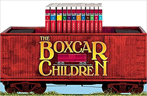 Image result for the boxcar children