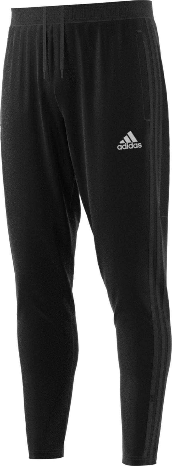 adidas Men's Condivo 18 Training Pant, Black/White, 3X-Large by adidas