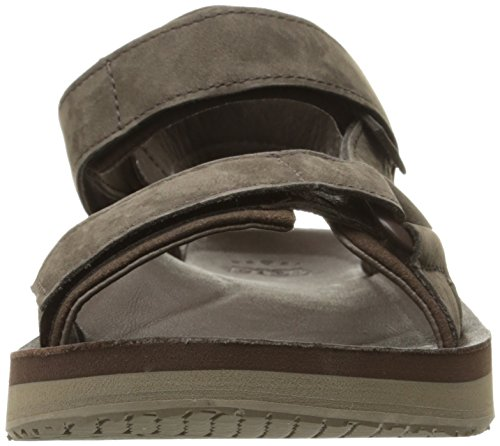 Teva Original Universal Premier Leather Wandern Sandelholze - SS18 Brown