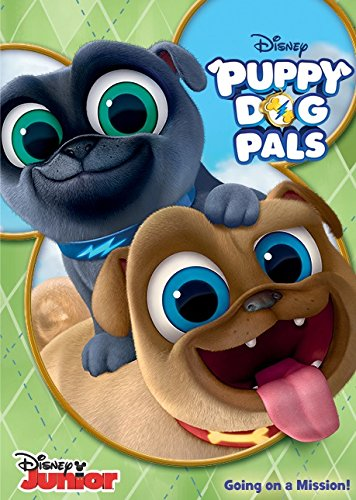 DVD : Puppy Dog Pals, Vol. 1 (Dolby, Subtitled, Dubbed)