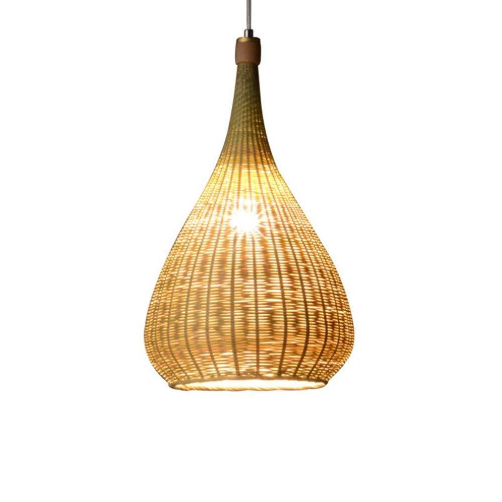 MIAO Wandleuchte Kronleuchter Moderne Einfache Japanische Kronleuchter Bambus Lampe Bambus Lampenschirm Anpassbar