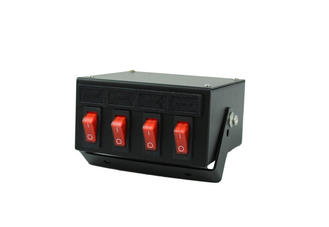 UBL 1100 4-Switch Box