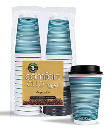 Chinet Comfort Insulated Ounce Count