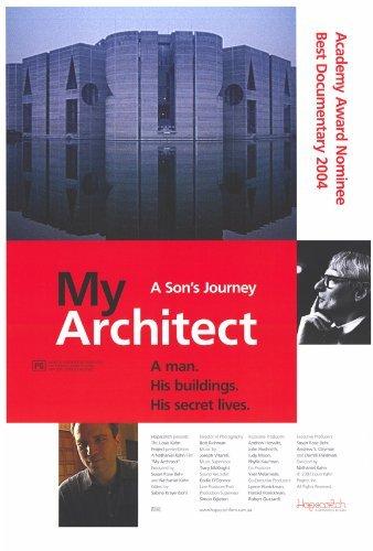 My Architect Poster Movie 2004