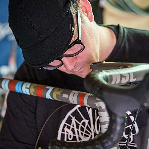 3140e02b1 Amazon.com: Snēk Cycling Heavyweight Merino Winter Cap - Outdoor ...