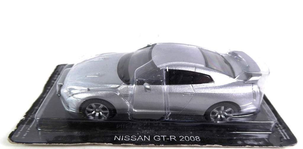 Nissan GT-R 2008 OPO 10 Colecci/ón Sport Car 1//43