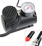 Portable Car Auto Electric Pump Air Compressor Tire Inflator Tool 12V 300 PSI