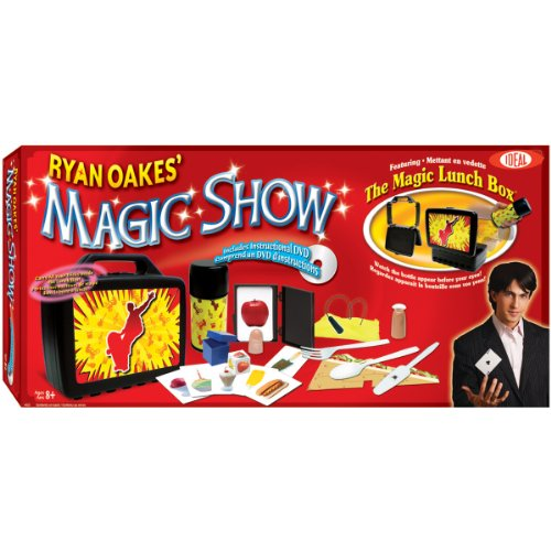 Fifty Tricks With Thumb Tip (Ideal Ryan Oakes 101-Trick Magic Show with Magic Lunch Box Set and Instructional DVD)
