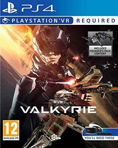 Sony Eve: Valkyrie, PS VR PlayStation 4 vídeo - Juego (PS VR ...