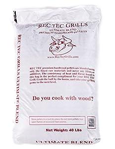 RecTec Grills Ultimate Blend Pellets, 40 lb made by  epic RecTec