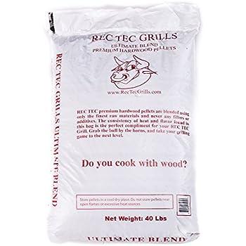 Amazon Com Cookinpellets 40pm Perfect Mix Outdoor