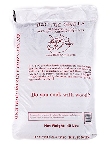 RecTec Grills Ultimate Blend Pellets, 40 -