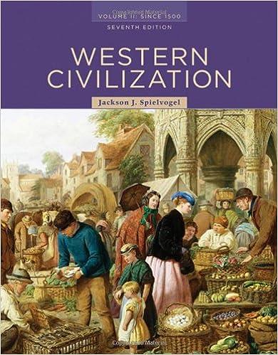 Amazon western civilization volume ii since 1500 amazon western civilization volume ii since 1500 9780495502876 jackson j spielvogel books fandeluxe Choice Image